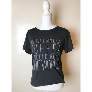 Forever 21 • Coffee Tee